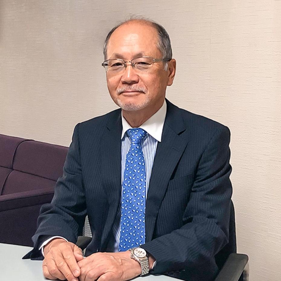 代表取締役社長 服部 公雄